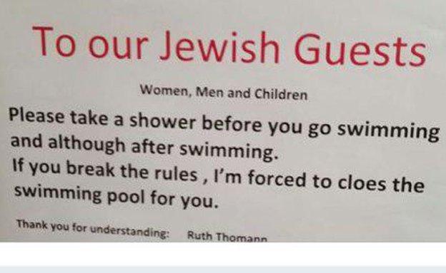 https://i0.wp.com/www.israellycool.com/wordpress/wp-content/uploads/antisemitic-sign-at-swiss-hotel.jpg