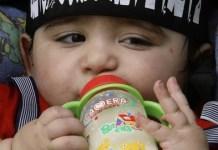Muslim baby milk