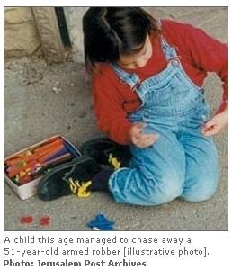 child-in-post