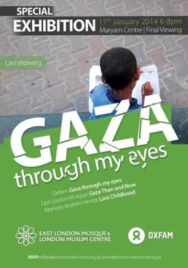 gaza through my eyes