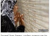 gaza woman fence