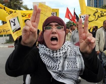 anti israel protester