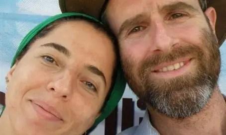 Murdered: Dafna Meir (left)