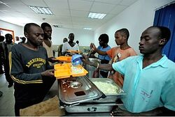 Israel feeds illegal African infiltrators