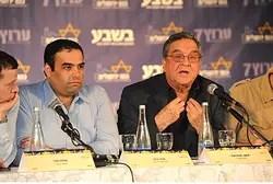 Uzi Baruch, Yaakov Achimeir