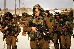 IDF soldiers enter Gaza in Cast Lead