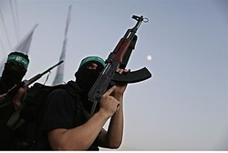 Hamas terrorists (file)
