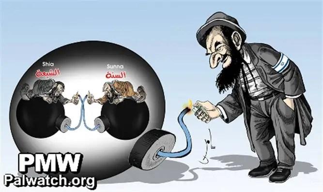 Anti-Semitic PA cartoon