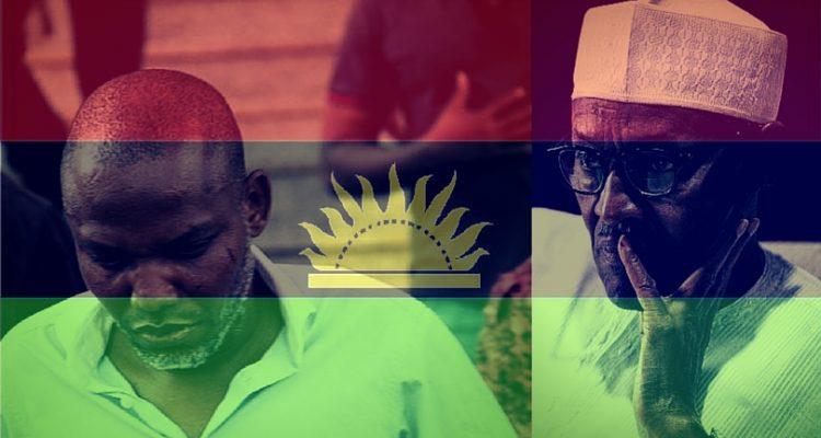 Image result for buhari and biafra