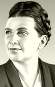 Надежда Сергеевна Надеждина (Бруштейн). Фото: Wikipedia