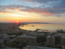 Баку рассвет (Medium)