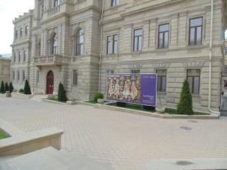 Национальный музей искусств в Баку (Medium)
