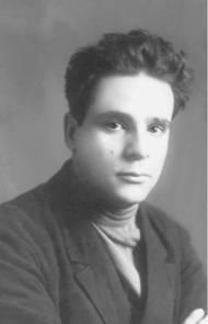 Владимир Киршон в 1929 году.