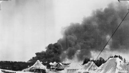 После атаки на Хайфский нефтезавод