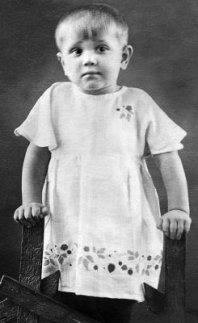 Маленькая Лариса, 1940 год. «Детская память очень крепкая...»