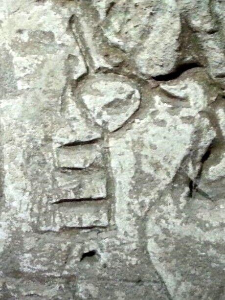 Изображение ключа (фото: Саара Ганора, Управление древностей)