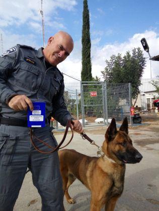 Фото: пресс-служба израильской полиции