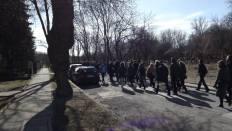 По дороге в концлагерь Плашув
