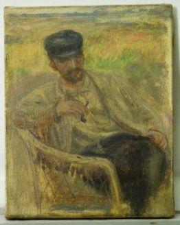 Пьер Огюст Ренуар (предположительно), «Портрет»