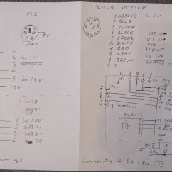 Dsc Dls Pc Link Cable Diagram 2006 Sterling Truck Wiring Diagrams Th8a Thrustmaster Modifications