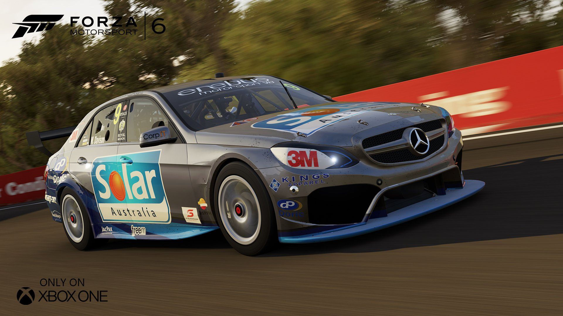 All V8 Supercars Manufacturers Coming to Forza 6  Inside