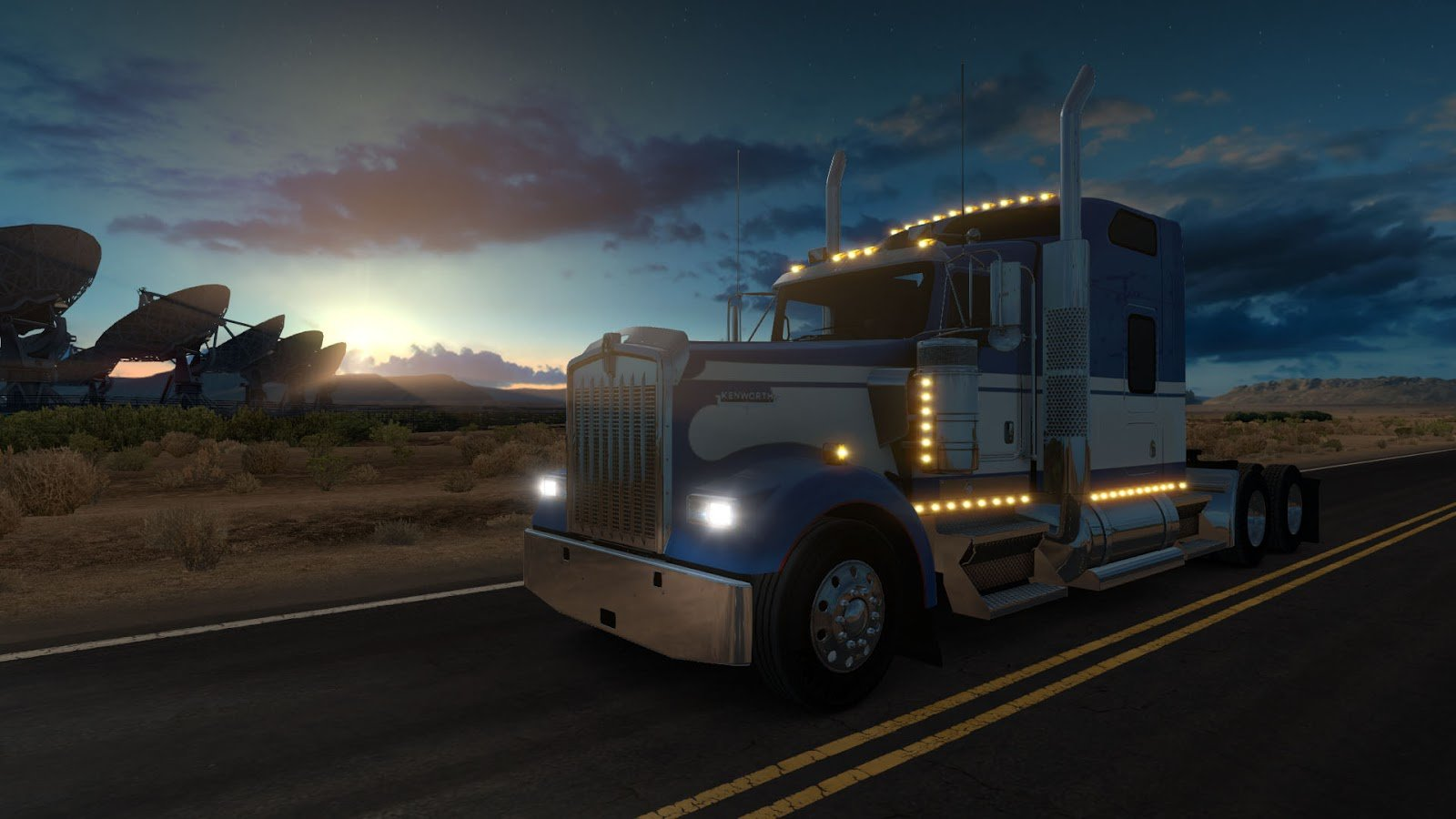 Project Cars 2 Cover Wallpaper Kenworth W900 And Update Coming To American Truck