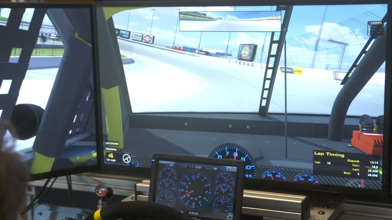 David Cater Amp Ray Alfalla IRacing A Car Advanced Setup Class Inside Sim Racing