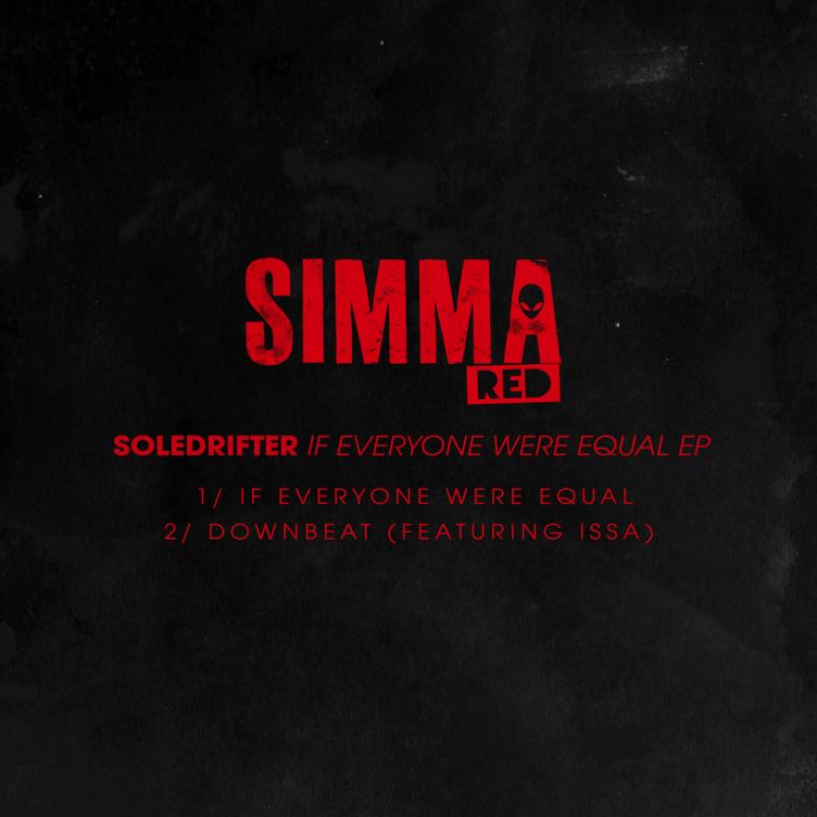 SIMMA Red Soledrifter EP ft ISSA
