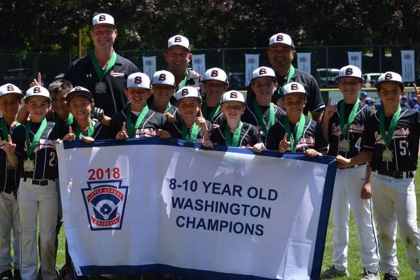 10u -star Baseball Team Wins State Championship Issaquah Reporter