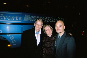 Joe Locke, Issie Barratt and Anders Bergcrantz - Sweden November 2006