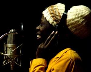 Jaqee singing Issie Barratt's arrangement of Strange Fruit for the Bohuslân Big Band's Letter to Billie CD - November 2007