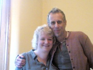 Issie and Joe Locke meet to discuss the music