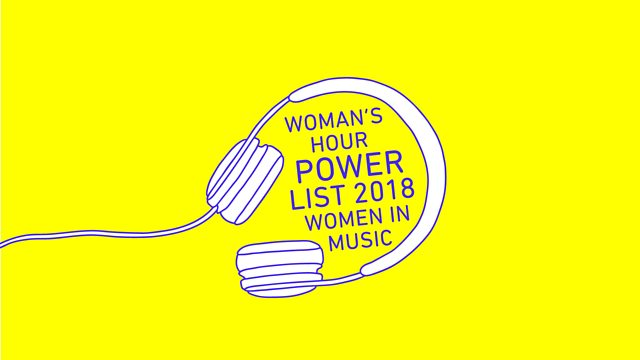 Honoured to be ranked by BBC Radio 4's Power List as one of the 40 most influential Women in the Music Industry