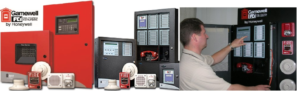 medium resolution of gamewell fci is a part of the honeywell automation and control solutions business group is a design and manufacturing leader in fire alarm control panels