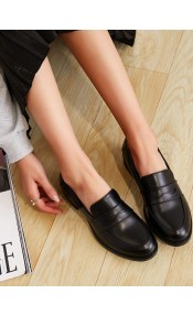 All time classic loafers - Μαύρο