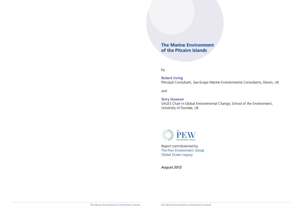 IssueLab: Pew Environment Group