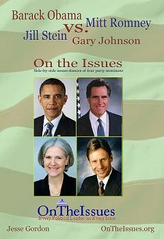 gary johnson on the