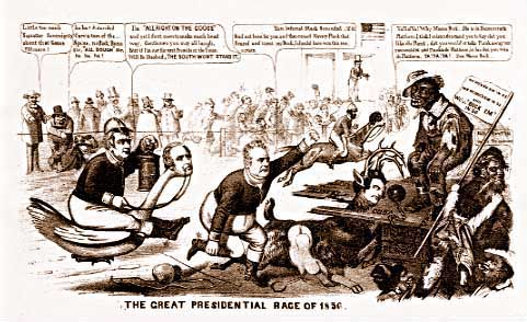 1856 Presidential Campaign