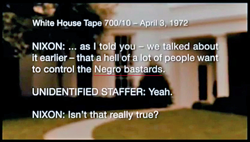 Republican President Richard Nixon White House Tapes - Part 2