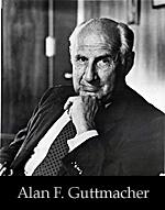Alan Frank Guttmacher (1893-1974)