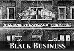 Black Wall Street Black Business