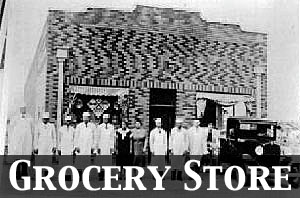 Black Wall Street Grocery Store