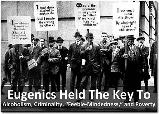 Eugenics Held The Key