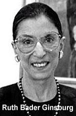 U.S Supreme Court Justice Ruth Babder Ginsburg
