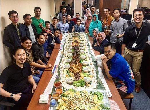 restoran nasi liwet daun pisang Delivery