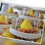 Pesan tumpeng mini di Bekasi