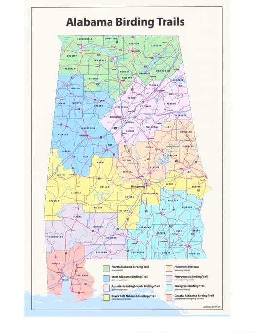 Alabama Map and Alabama Satellite Image