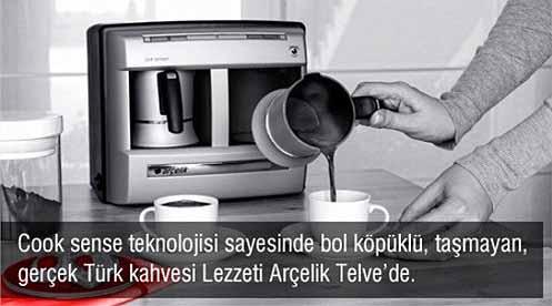 Arçelik Telve Kahve Makinası