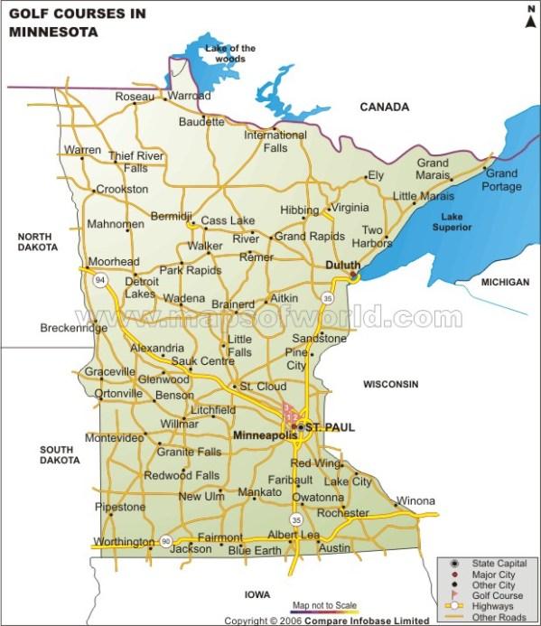 Minnesota Carte