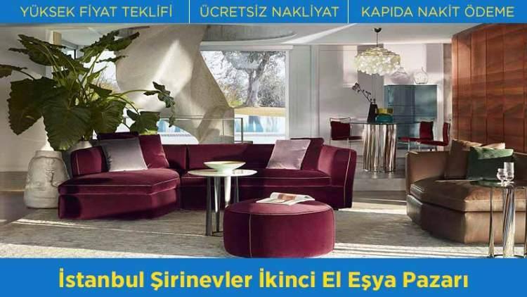 İstanbul Şirinevler İkinci El Eşya Pazarı'na gelerek, ihtiyaç duyduğunuz 2.el ev eşyalarını en uygun fiyatlarla satın alabilirsiniz. Üstelik nakliye ücretsiz!